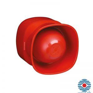 Adresowalny sygnalizator akustyczny naścienny CAS381 (MAS850LPS) IP40