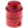 FLASHNI FL/R/RD czerwony konwencjonalny sygnalizator optyczno-akustyczny