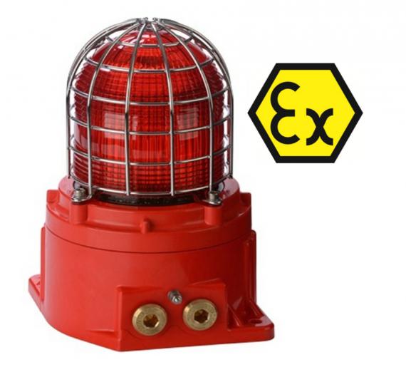 sygnalizatory EX