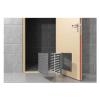 ALFA FR GRILLE DS/DP Pęczniejąca kratka ogniochronna do drzwi