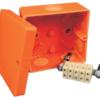 Puszka Instalacyjna KSK 100 PO E90 5×1,5-6mm2
