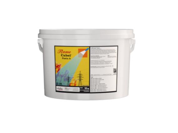 produkt do zabezpieczeń biernych ogniochronny do ochrony przeciwogniowej przejść instalacyjnych